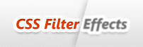 CSS 3 Filter Effects